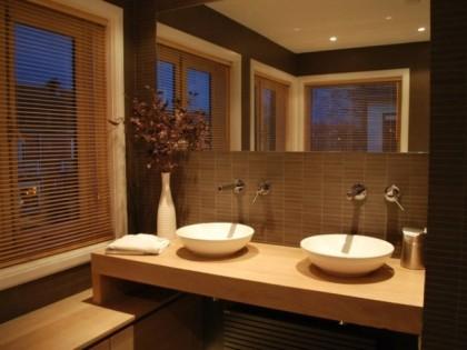 Portfolio interieurprojecten kimmik ontwerp - Warme badkamer ...
