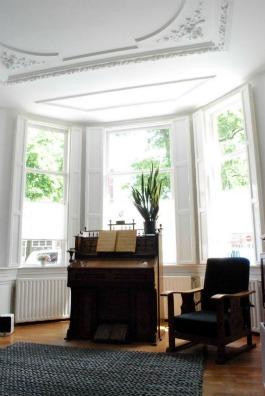 Interieuravies en styling woonkamer Den Haag