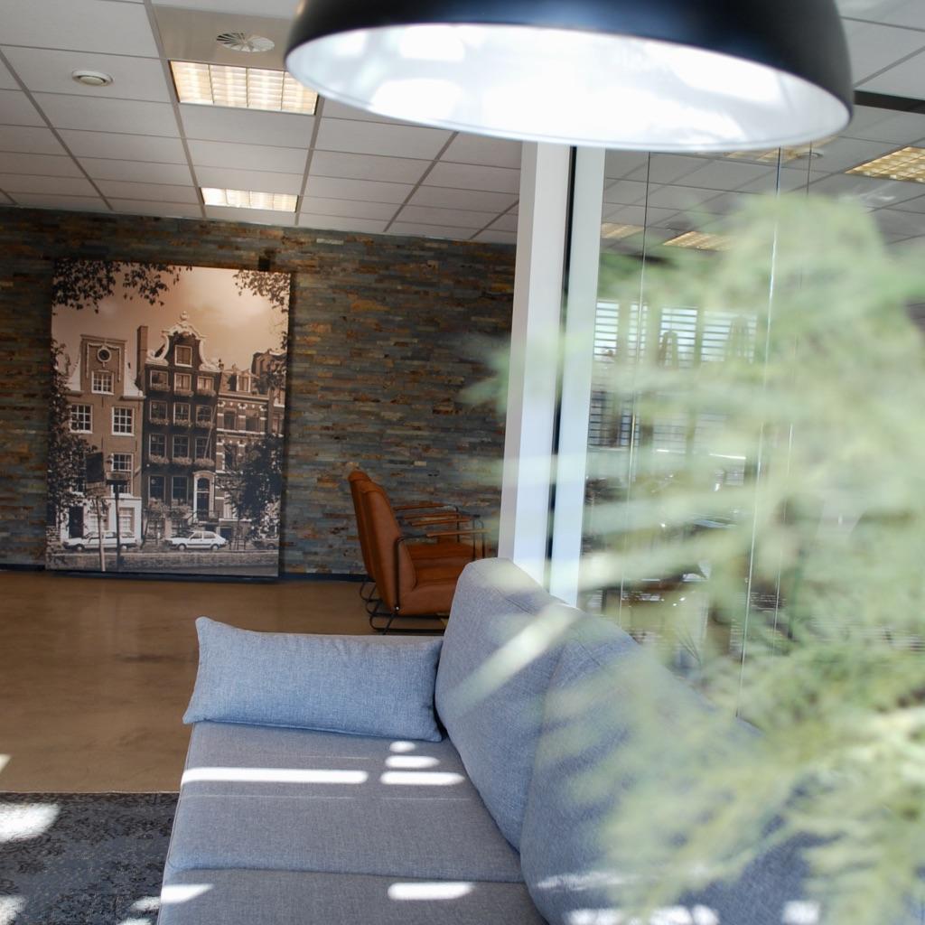 Interieurontwerp kantoor Hoofddorp